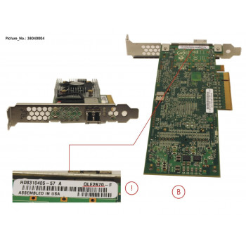 QLE2670 SINGLE PORT 16GB FCC
