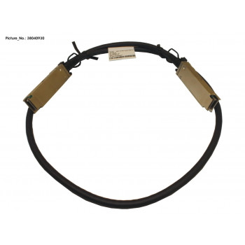 QSFP+ ACTIVE TWINAX CABLE...