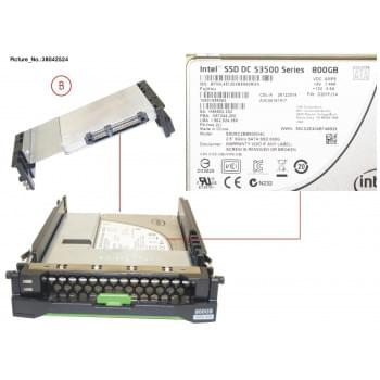 SSD SATA 6G 800GB READINTEN...