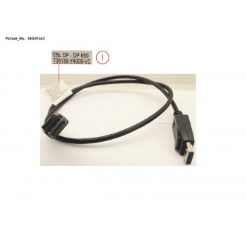 CABLE DP  DP 600