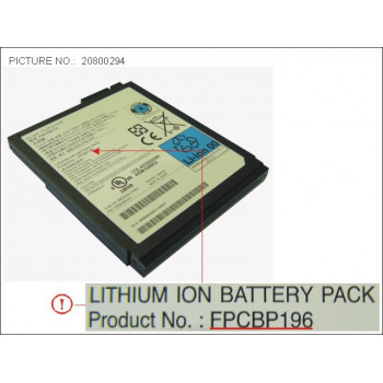 BT 2ND BATTERY UNIT (6 Cell)
