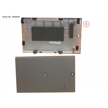 COVER, HDD