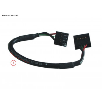 CABLE CCR 190