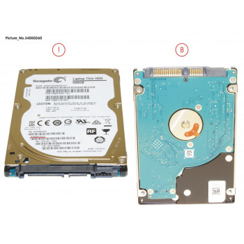 HDD 500GB SATA25 S3...