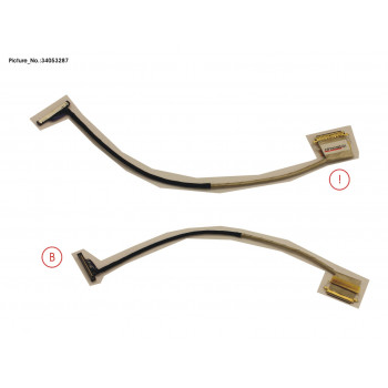 CABLE, LCD (HD,FHD)
