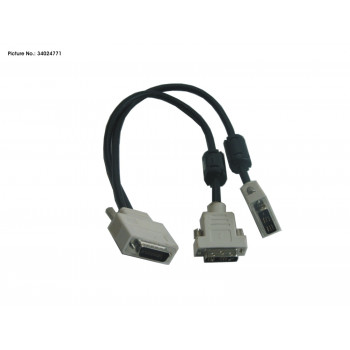 CABLE LFH59 RWS HOST DUAL...
