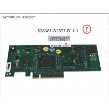 PCI SAS CARD LSI1064 0MB