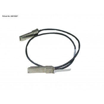 INFINIBAND CU CABLE 40GB,...