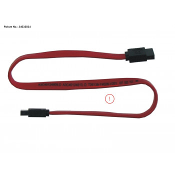 CABLE SATA DATA HDD CABLE 2,5