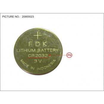 BTRTC LITHIUM BATTERY (CR...